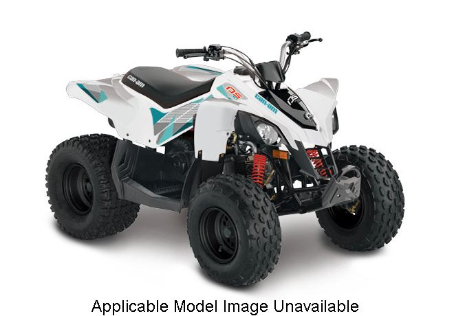 2018 Can-Am DS 90 in Paso Robles, California