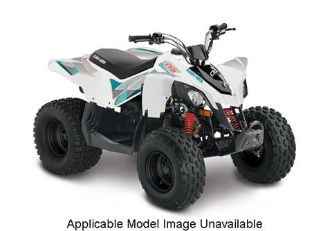 2018 Can-Am DS 90 in Seiling, Oklahoma