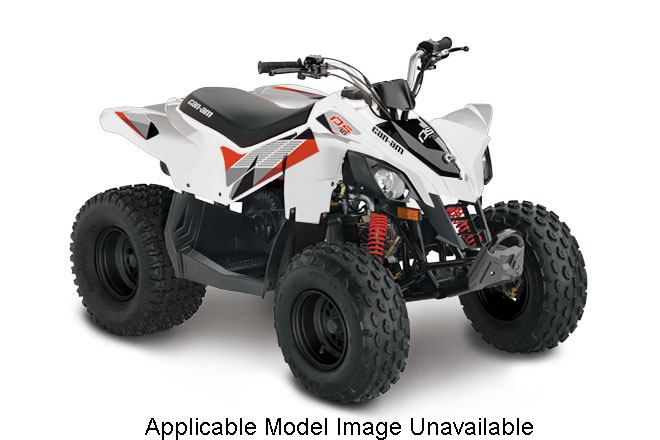 2018 Can-Am DS 90 in Conway, New Hampshire