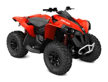 2018 Can-Am Renegade 570 in Jones, Oklahoma