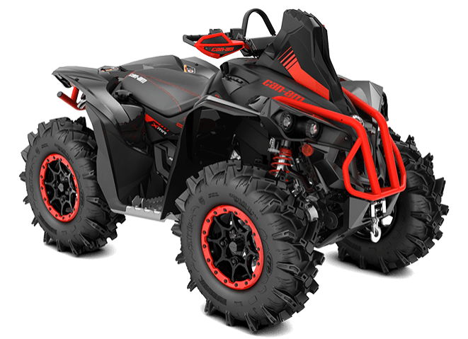 2018 Can-Am Renegade X MR 1000R in Louisville, Tennessee