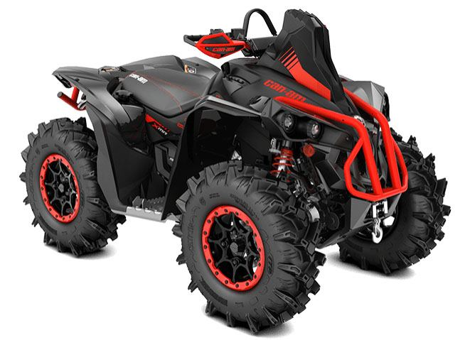 2018 Can-Am Renegade X MR 1000R in Conroe, Texas