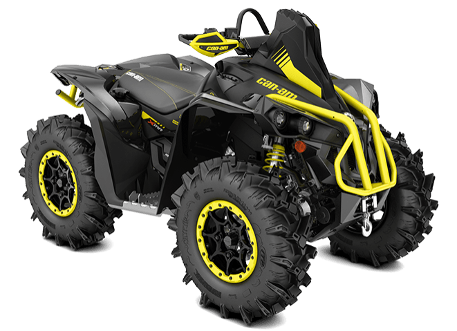 2018 Can-Am Renegade X MR 1000R in Augusta, Maine
