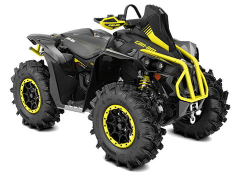 2018 Can-Am Renegade X MR 1000R in Barre, Massachusetts
