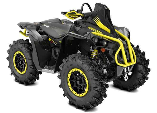 2018 Can-Am Renegade X MR 1000R in Hollister, California