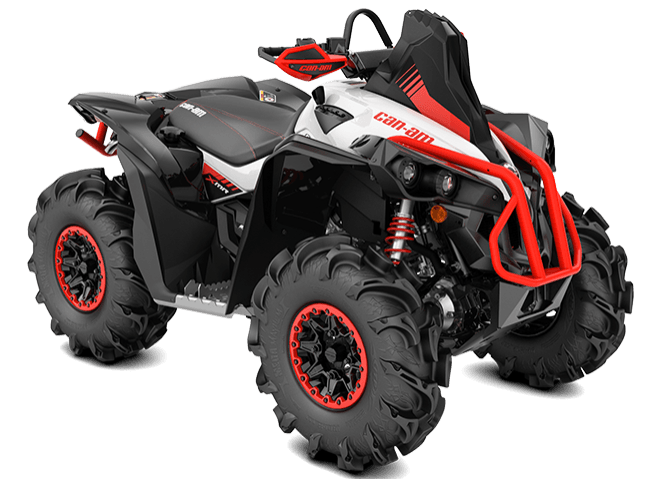 2018 Can-Am Renegade X MR 570 in Hanover, Pennsylvania