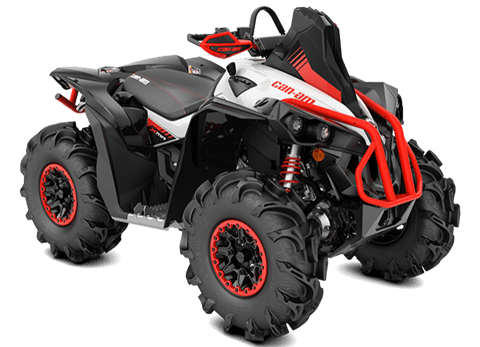 2018 Can-Am Renegade X MR 570 in Goldsboro, North Carolina