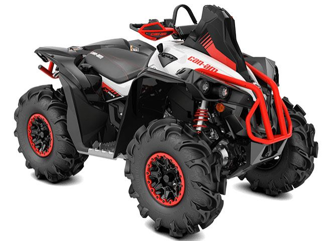 2018 Can-Am Renegade X MR 570 in Baldwin, Michigan