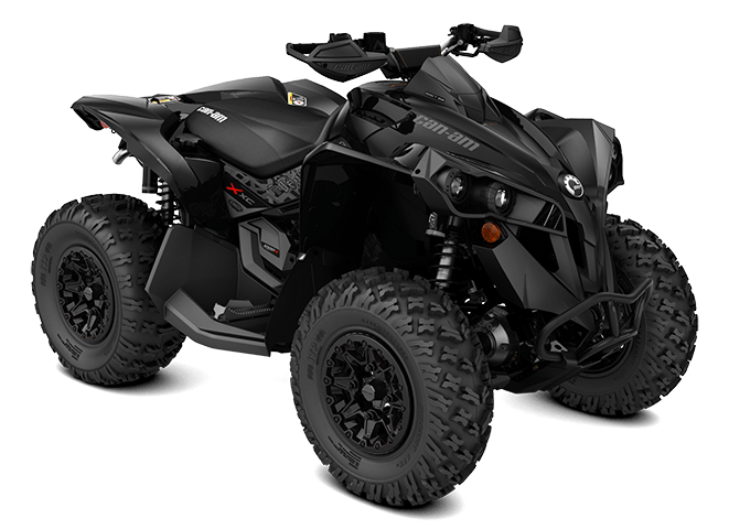 2018 Can-Am Renegade X xc 1000R in Logan, Utah