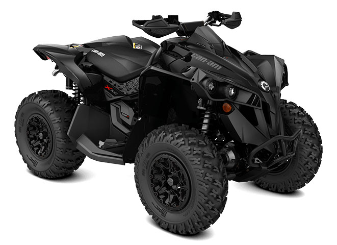 2018 Can-Am Renegade X xc 1000R in Conroe, Texas