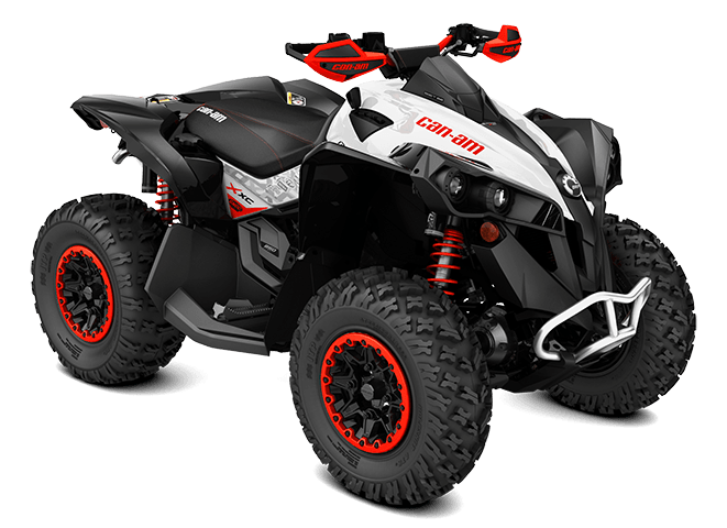 2018 Can-Am Renegade X xc 1000R in Barre, Massachusetts