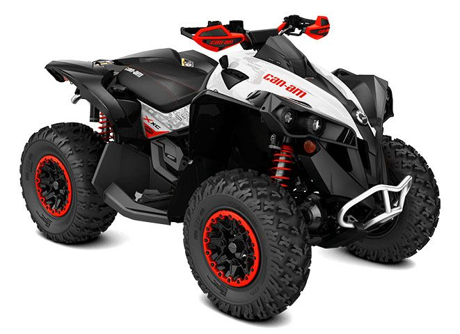 2018 Can-Am Renegade X xc 850 in Middletown, New Jersey