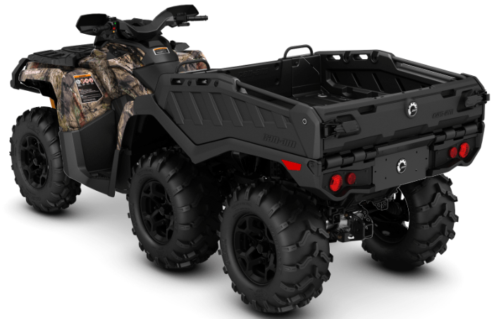 2018 Can-Am Outlander 6x6 XT in Elizabethton, Tennessee