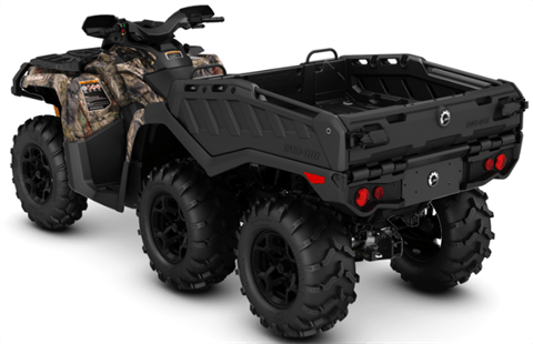 2018 Can-Am Outlander 6x6 XT in Charleston, Illinois