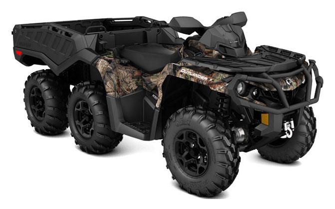 2018 Can-Am Outlander 6x6 XT 1000R in Pine Bluff, Arkansas