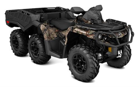 2018 Can-Am Outlander 6x6 XT 1000R in Augusta, Maine