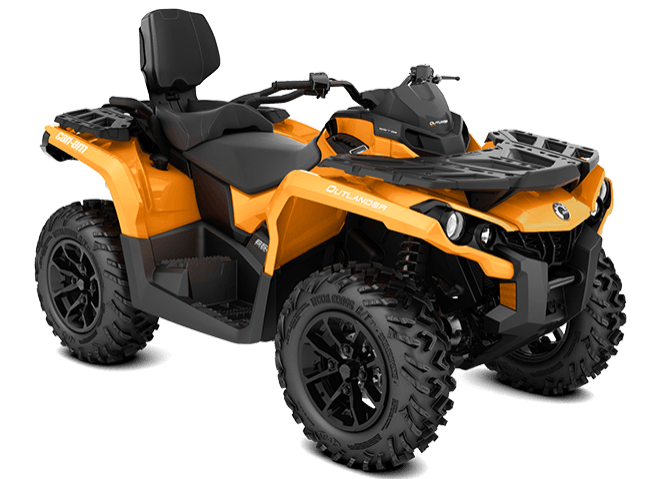 2018 Can-Am Outlander MAX DPS 650 in Florence, Colorado