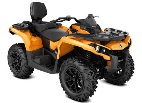 2018 Can-Am Outlander MAX DPS 650 in Colebrook, New Hampshire