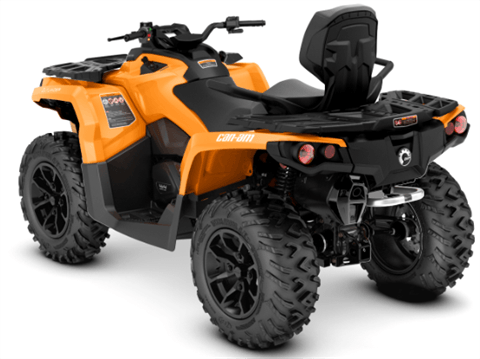 2018 Can-Am Outlander MAX DPS 650 in Tyrone, Pennsylvania
