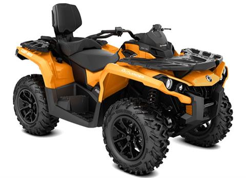 2018 Can-Am Outlander MAX DPS 650 in Island Park, Idaho