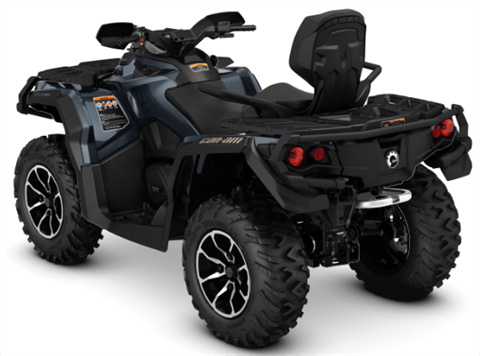 2018 Can-Am Outlander MAX Limited in Garberville, California