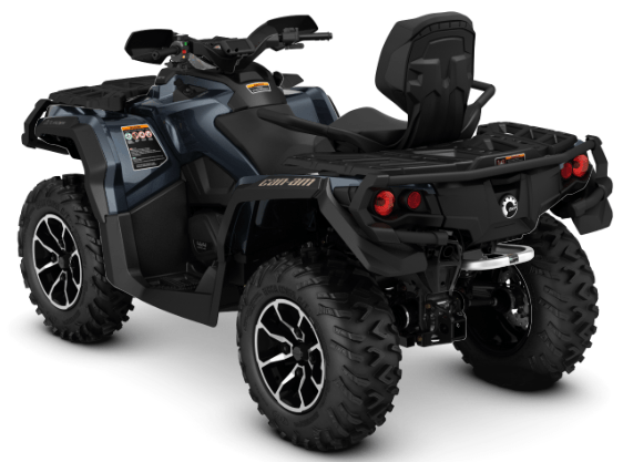 2018 Can-Am Outlander MAX Limited in Enfield, Connecticut