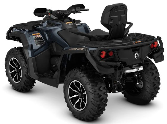 2018 Can-Am Outlander MAX Limited 1000R in Honesdale, Pennsylvania