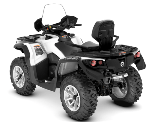 2018 Can-Am Outlander MAX North Edition 650 in Castaic, California