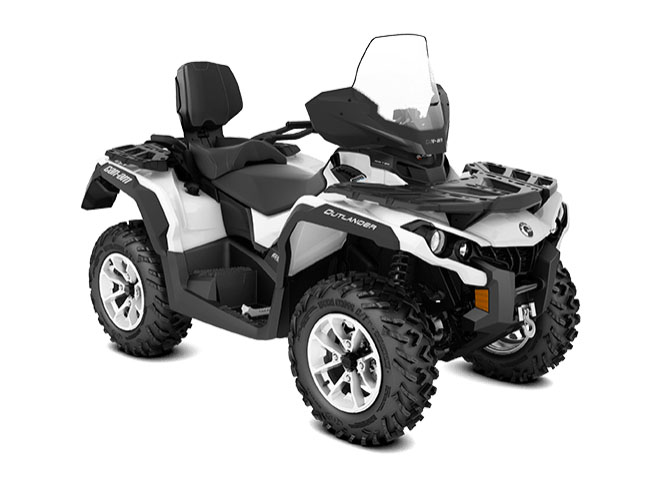 2018 Can-Am Outlander MAX North Edition 650 in Springfield, Ohio