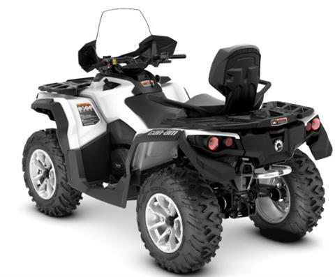 2018 Can-Am Outlander MAX North Edition 650 in Concord, New Hampshire