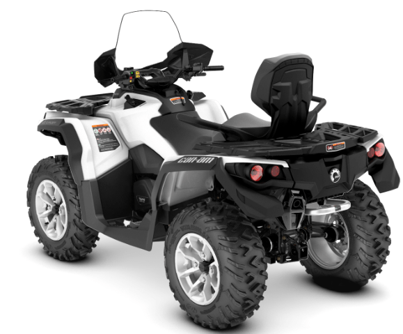 2018 Can-Am Outlander Max North Edition 850 in Baldwin, Michigan