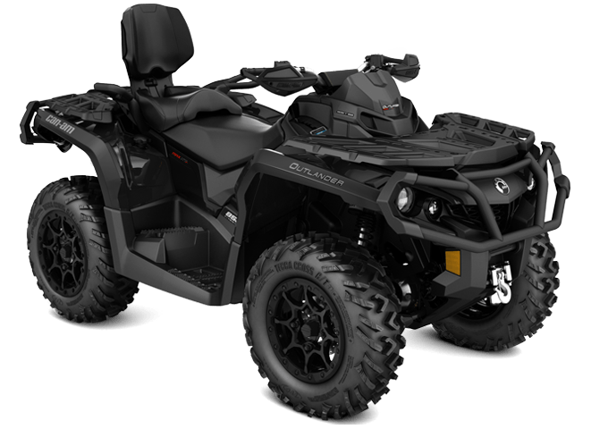 2018 Can-Am Outlander MAX XT-P 1000R in Bennington, Vermont
