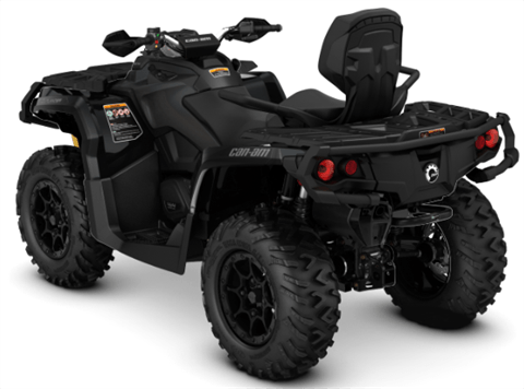 2018 Can-Am Outlander MAX XT-P 1000R in Garberville, California