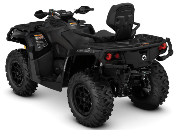 2018 Can-Am Outlander MAX XT-P 850 in Findlay, Ohio
