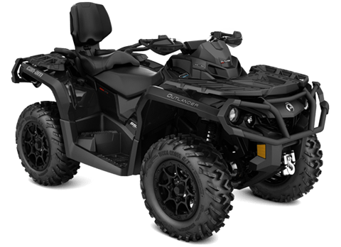 2018 Can-Am Outlander MAX XT-P 850 in Colebrook, New Hampshire