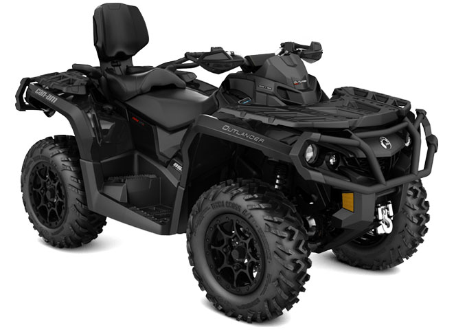 2018 Can-Am Outlander MAX XT-P 850 in Smock, Pennsylvania