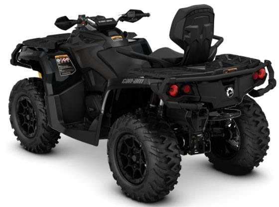 2018 Can-Am Outlander MAX XT-P 850 in Jones, Oklahoma