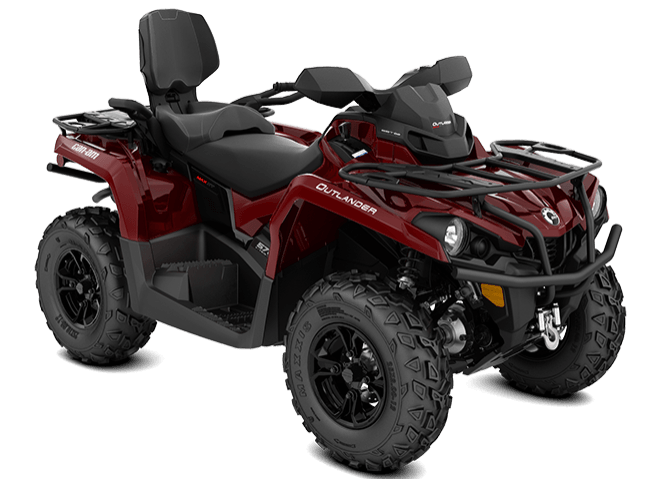 2018 Can-Am Outlander MAX XT 570 in Richardson, Texas