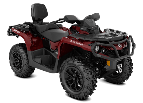 2018 Can-Am Outlander MAX XT 650 in Paso Robles, California