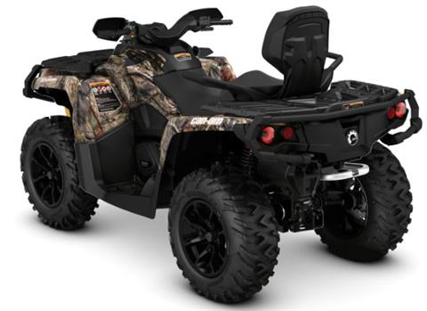 2018 Can-Am Outlander MAX XT 650 in Pinehurst, Idaho