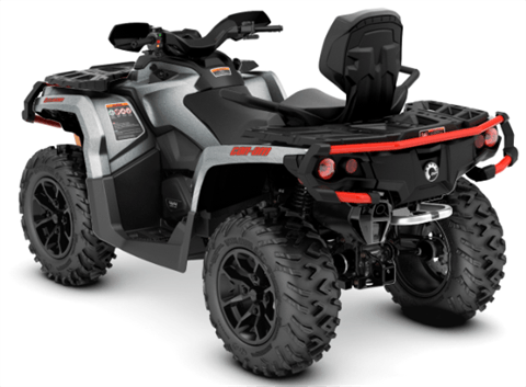 2018 Can-Am Outlander MAX XT 650 in Wilmington, Illinois