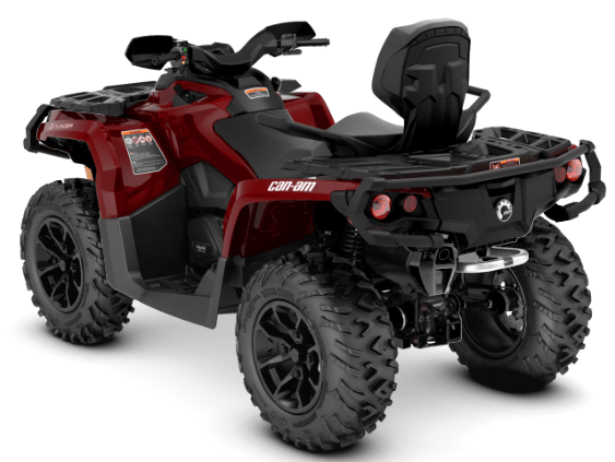 2018 Can-Am Outlander MAX XT 650 in Florence, Colorado