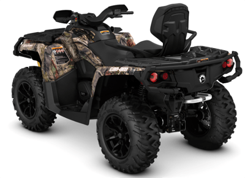 2018 Can-Am Outlander MAX XT 650 in Barre, Massachusetts