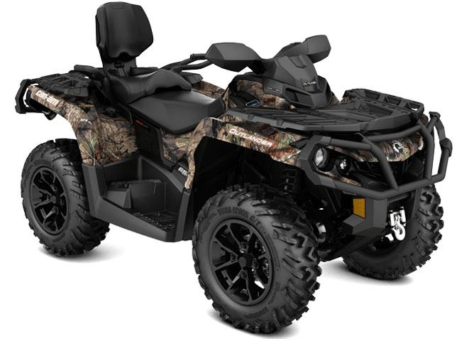2018 Can-Am Outlander MAX XT 650 in Salt Lake City, Utah