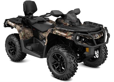 2018 Can-Am Outlander MAX XT 650 in Panama City, Florida