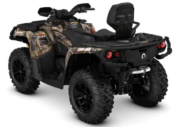 2018 Can-Am Outlander MAX XT 650 in Baldwin, Michigan