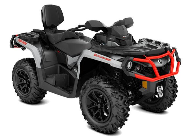 2018 Can-Am Outlander MAX XT 850 in Hanover, Pennsylvania