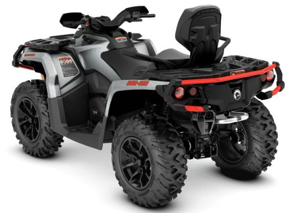 2018 Can-Am Outlander MAX XT 850 in Baldwin, Michigan