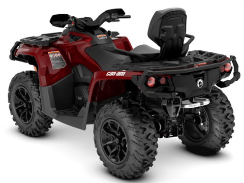 2018 Can-Am Outlander MAX XT 850 in Barre, Massachusetts