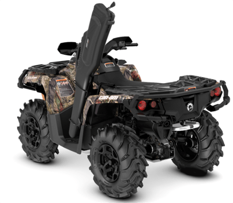 2018 Can-Am Outlander Mossy Oak Hunting Edition 1000R in Colebrook, New Hampshire